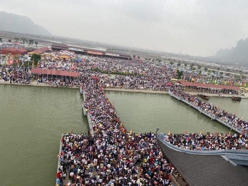 Sở VHTT&DL Hà Nam chấn chỉnh về khu du lịch Tam Chúc