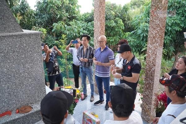 Phan Đinh Tùng, Lương Gia Huy gặp bố mẹ Vân Quang Long