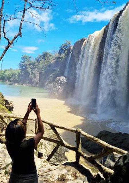 Bao Dai Waterfall: a forgotten gem