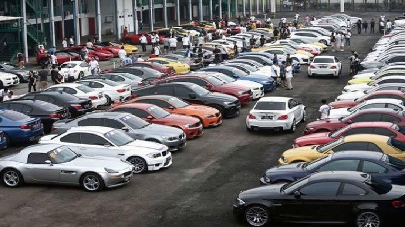 Tranh quyền nhập 72 ô tô cũ: Phiên đấu giá đặc biệt, mỗi năm có 1 lần