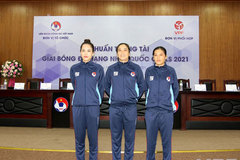 Female referees may officiate V.League 2's matches for first time