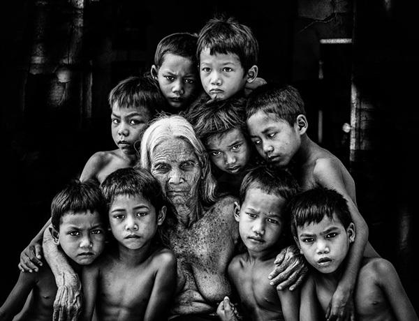Vietnamese photographer award at international contest