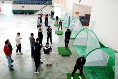 Đại học công lập đầu tiên ở Việt Nam đưa Golf vào giảng dạy