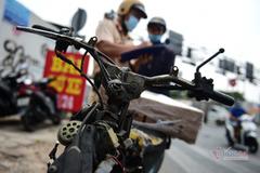 TP.HCM: Hàng trăm xe cũ nát, xe tự chế bị xử phạt