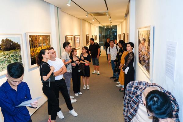 Không gian đầu tiên dành riêng cho nghệ thuật nhiếp ảnh ở Hà Nội
