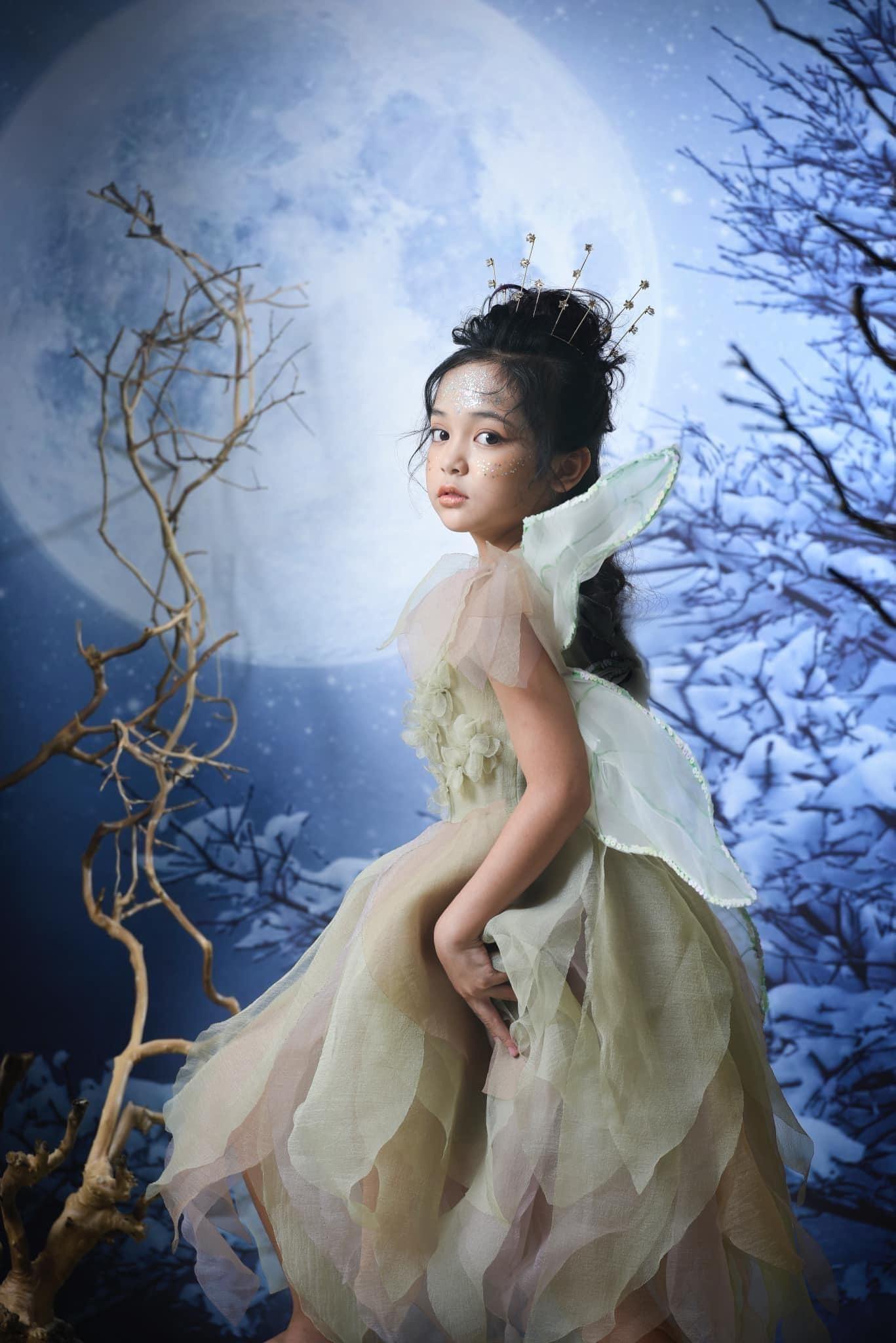 Sao nhí vai con gái của Việt Anh kể hậu trường 'Hướng dương ngược nắng'