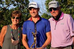 Justin Thomas: Gia đình là sức mạnh