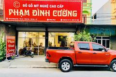 Sắm đồ mỹ nghệ độc đáo ở Đồ Gỗ Phạm Đình Cường