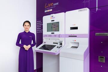 Siêu tiện ích với ngân hàng tự động