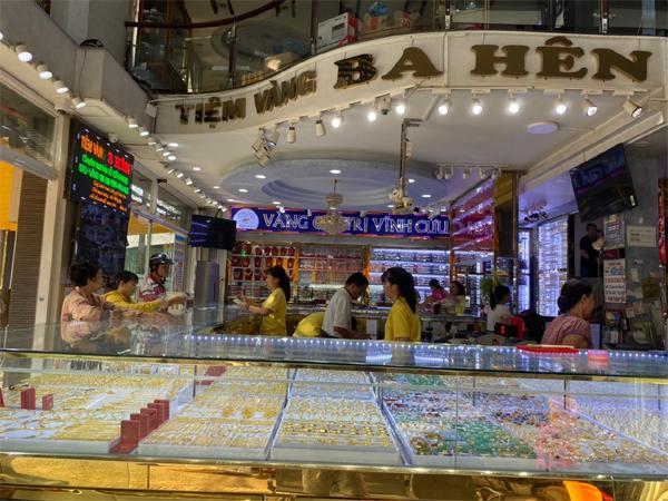Ba Hên - tiệm vàng 40 năm ở Tây Ninh