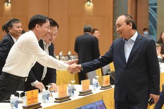 Tổ công tác của Thủ tướng Nguyễn Xuân Phúc