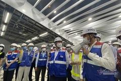 Chủ tịch TP.HCM ra 'tối hậu thư' về tiến độ vận hành metro số 1
