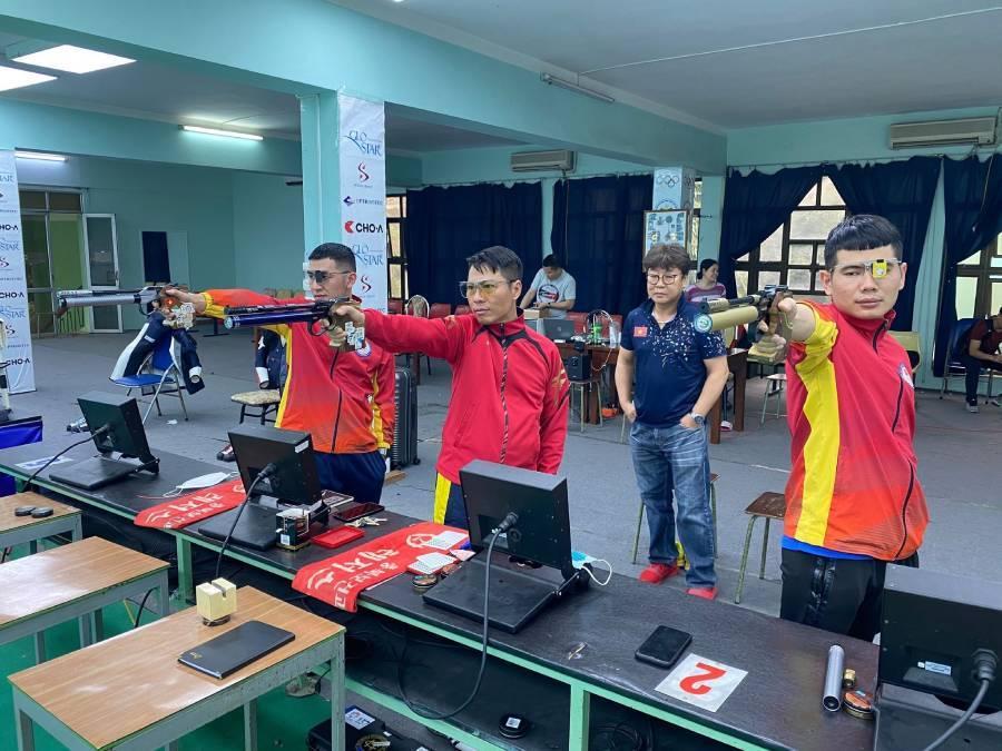 Giành vé Olympic, xạ thủ Việt Nam 'ẵm' 100 triệu đồng