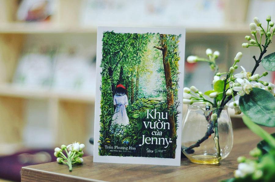 Khu vườn của Jenny: Phía sau nỗi đau là ánh sáng