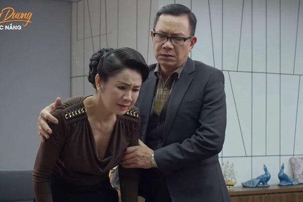 'Hướng dương ngược nắng' tập 42, bà Cúc sốc khi được báo đi nhận xác Châu