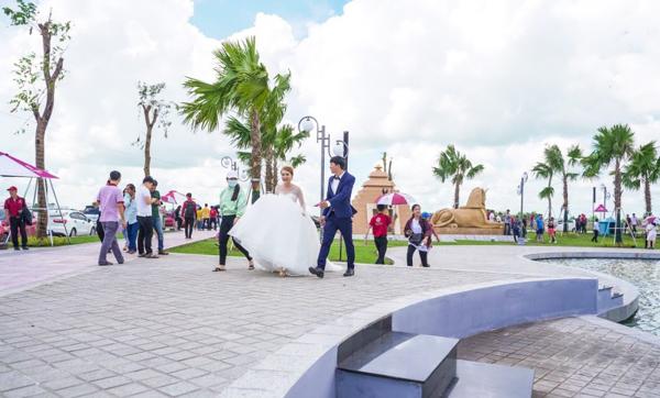 Cát Tường Group mang 'luồng gió mới' đến TP Vị Thanh