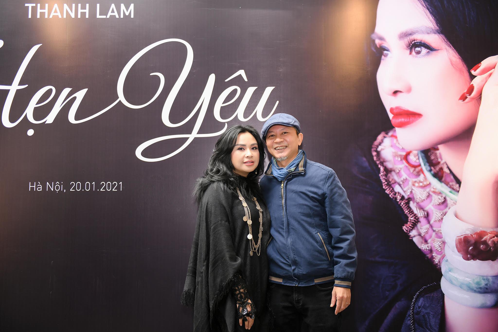 'Lâu lắm mới thấy Thanh Lam say sưa, khao khát ca hát như thế'