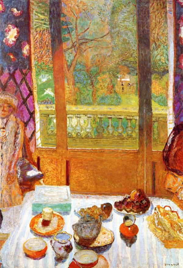 'Lặng yên rực rỡ' - Triển lãm số về Claude Monet và Pierre Bonnard