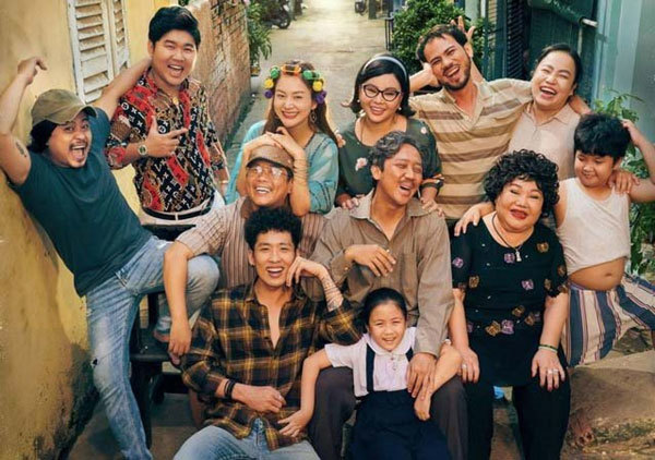 'Old Father' becomes bestselling Vietnamese movie in history
