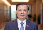Bộ trưởng Tài chính Đinh Tiến Dũng làm Bí thư Thành uỷ Hà Nội