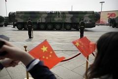 Năng lực tên lửa hạt nhân Trung Quốc đối trọng với Mỹ