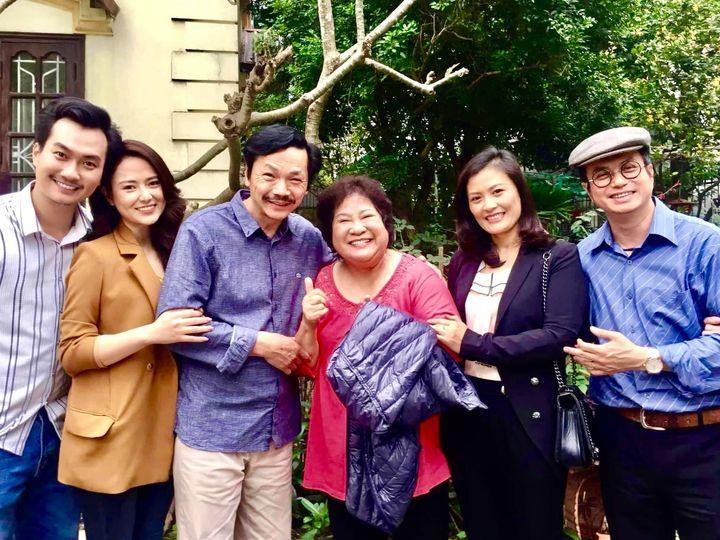 Diễn viên Phạm Anh Tuấn: Có khán giả vào Facebook tôi chửi