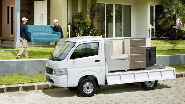 Suzuki Carry - 'trợ thủ' kinh doanh vận tải đắc lực