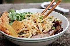 Vietnamese food: Hoi An vermicelli