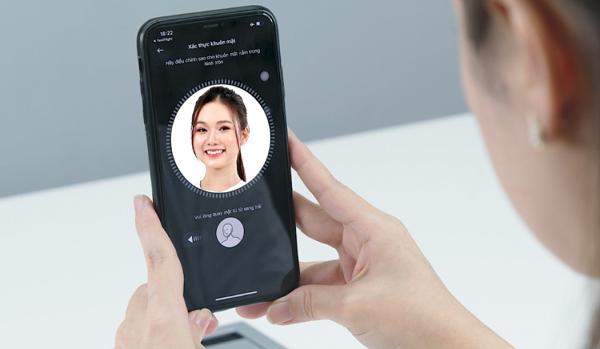 Agribank hạn chế lừa đảo qua OTP bằng công nghệ xác thực khuôn mặt
