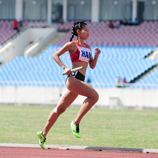 SEA Games,athlete Khuat Phuong Anh