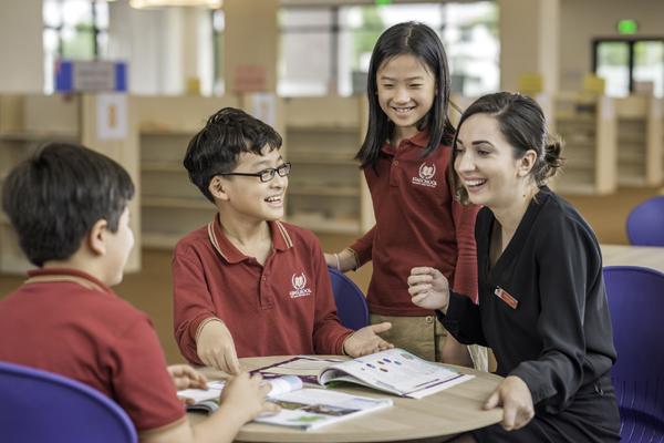 Tiêu chí đào tạo '3 trong 1' ở Vinschool thu hút phụ huynh