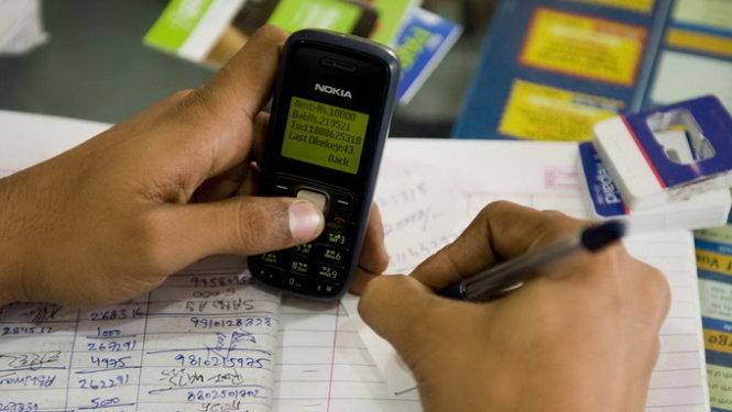 Mobile Money,e-wallet,bank services