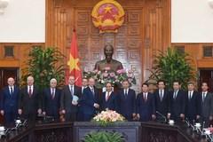 Thủ tướng cảm ơn Nga tặng Việt Nam lô vắc xin Sputnik-V