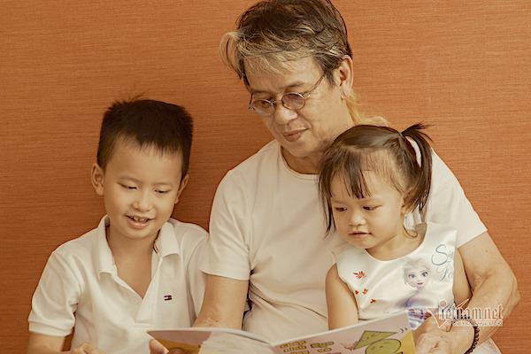 Đức Huy: Tôi ước đến phút cuối đời vẫn đủ khả năng đọc sách