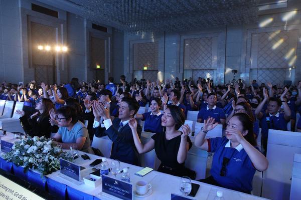 400 tư vấn viên tham gia lễ kick-off dự án Vega City Nha Trang
