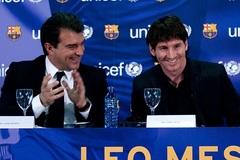 Chủ tịch Barca nhắn nhủ xúc động Messi, cam kết ủng hộ Koeman