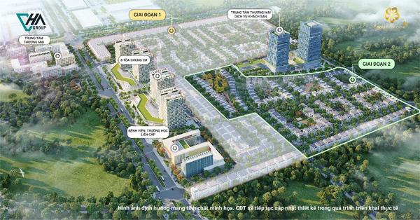 Biệt thự Seoul Ecohome - kênh đầu tư cho thuê hút khách
