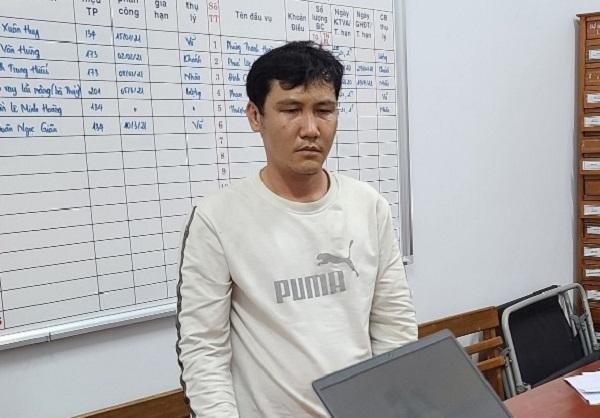 Gã trai ở Đà Nẵng nửa tháng thực hiện 14 vụ trộm