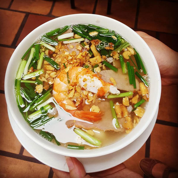 Hanoi is the most recommended destination for traditional food