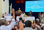TP.HCM thông qua danh sách sơ bộ 51 hồ sơ ứng cử ĐBQH