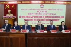 Cả nước có 77 người tự ứng cử Đại biểu Quốc hội khóa XV