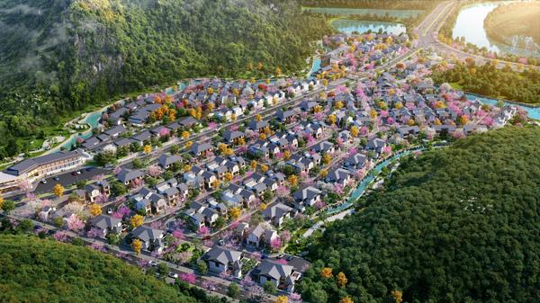 Yoko Villas - Sun Onsen Village: 'Điểm chạm' của mọi giác quan