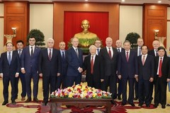 Security-defence cooperation key to Vietnam – Russia partnership: Top leader