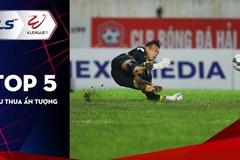 Top 5 pha cứu thua đỉnh nhất vòng 3 LS V-League