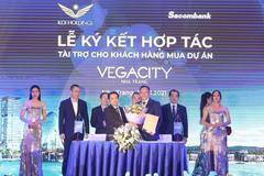 Những đối tác 'khủng' của dự án Vega City Nha Trang