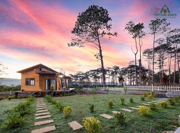 The Tropicana Garden đón đầu xu hướng nhà vườn gần gũi thiên nhiên