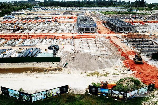 Chưa hoàn tất thủ tục đất đai, chủ đầu tư đã bán nhà