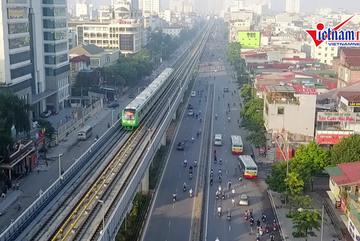 Chậm tiến độ tư vấn giám sát, đường sắt Cát Linh Hà Đông tăng 7,8 triệu USD