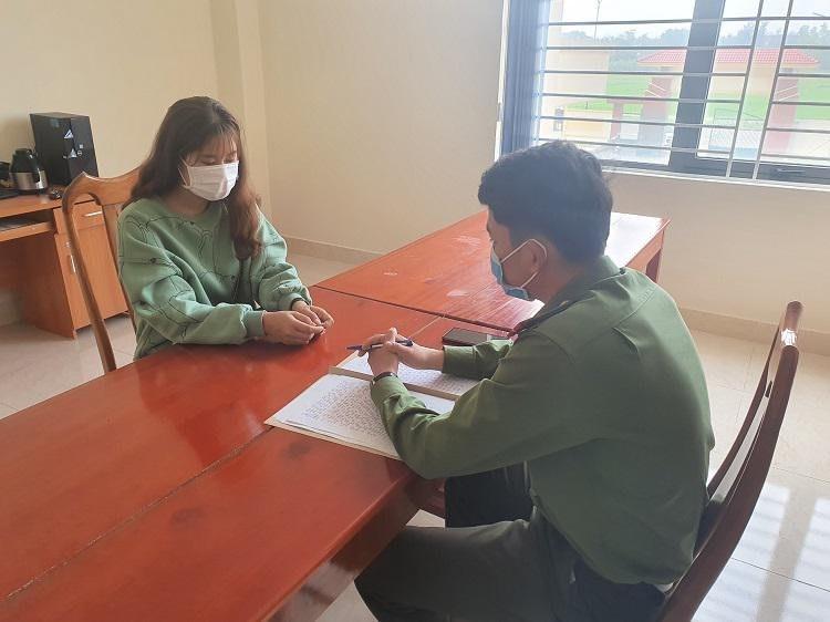 Cô gái từ vùng dịch về khai báo không trung thực bị phạt 10 triệu đồng