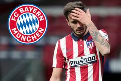 Qua mặt MU, Bayern sắp có Saul Niguez